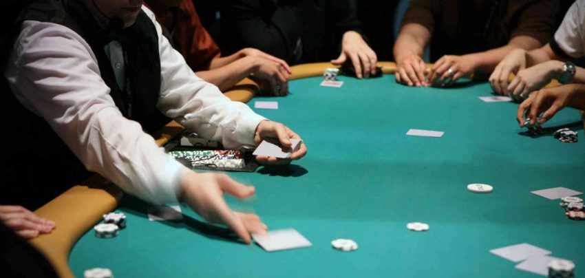 Get Rid Of Gambling Problems As Soon As And For All